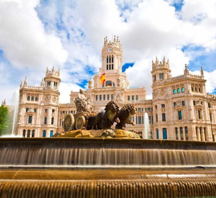 Riga - Madrid (168.83 EUR) Salida: 2017 junio  4, domingo