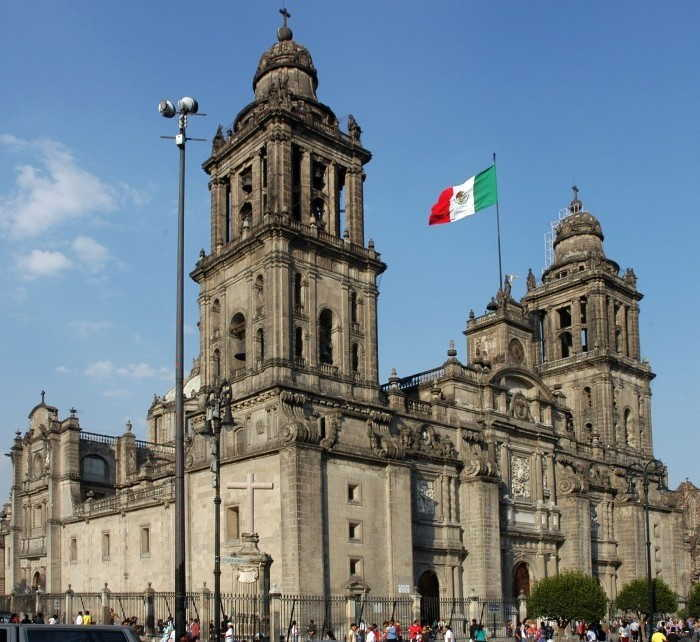 Madrid - Mexico City (756.67 EUR) Salida: 2017 marzo  5, domingo
