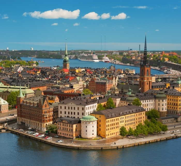 New York - Stockholm (3143 SEK) Avresa: 2017 september 28, torsdag